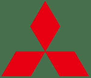 Mitsubishi Group's logo. Or MITSUBISHI PENCIL'...