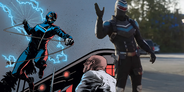Who Is Vigilante? Peacemaker Character Origin & Powers Explained