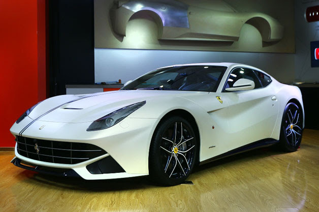 Ferrari F12 Berlinetta Polo Edition