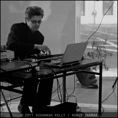 Robin Parmar live - controller