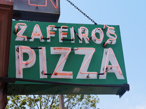 zaffiros 15 Bucket List Pizzerias to Visit Before You Die