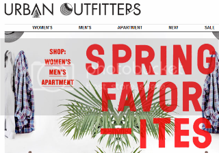 Urban Outfitters Fools Day Sale