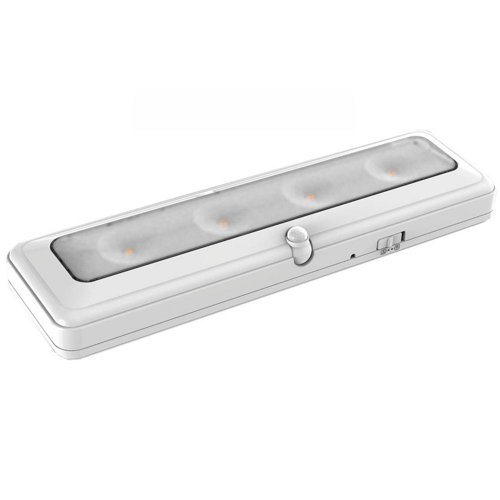 LED White Under Cabinet Light-BRRC124M - The Home Depot