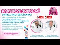 Kanser ve Onkoloji - #CANLI YAYIN - Anadolu Sağlık Merkezi