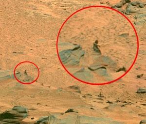 Μορφές στον Άρη 1