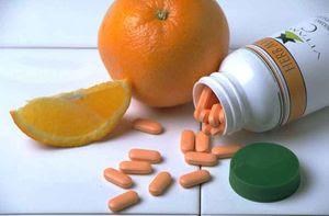 Gelules vitamine C
