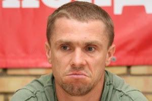 Ребров не жалеет, что закончил карьеру футболиста