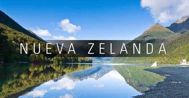 Resultado de imagen de foto de nueva zelanda