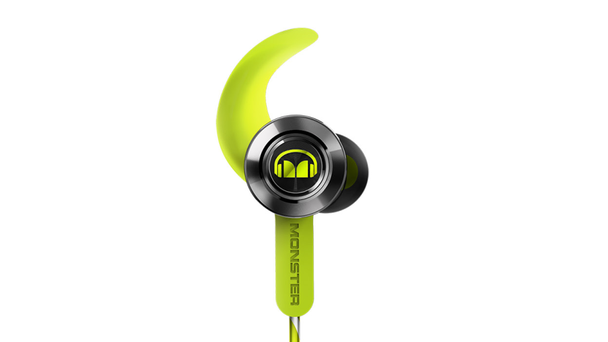 Monster iSport Victory In-Ear Bluetooth Headphones
