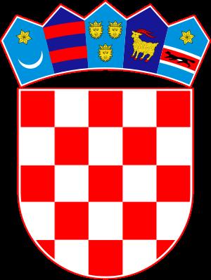 Coat of arms of the Republic of Croatia