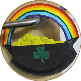 Preschool Crafts For Kids St Patrick S Day Pot Of Gold