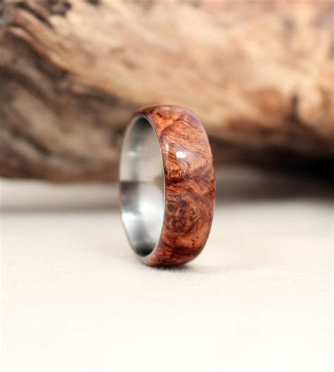 17 Best ideas about Wood Rings on Pinterest   Diy rings