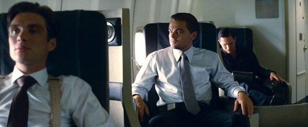 Robert Fischer (Cillian Murphy) is unaware that he is a target of Cobb's corporate espionage scheme in INCEPTION.