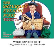 "- ""Norman Rockwell Saturday Evening Post""  Full Color 2012 Calendars"