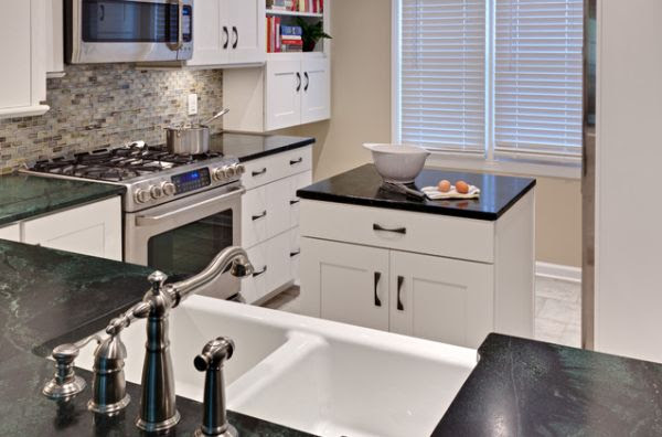 10 Small kitchen island design ideas: practical furniture for