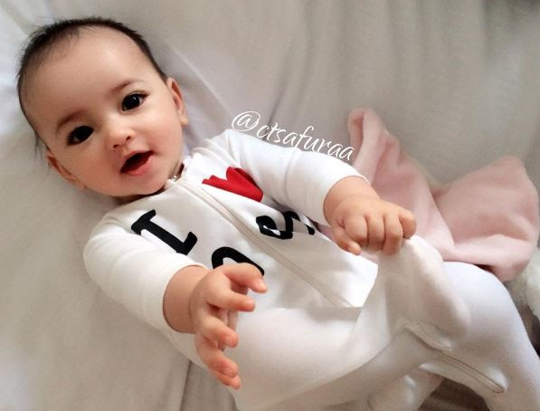 This Malaysian Swedish Mixed Baby Wins Netizens Hearts As The Most