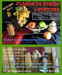 CLASES DE DIBUJO Y PINTURA EN CAPITAL OCTUBRE 2012 by dibujoccgsm