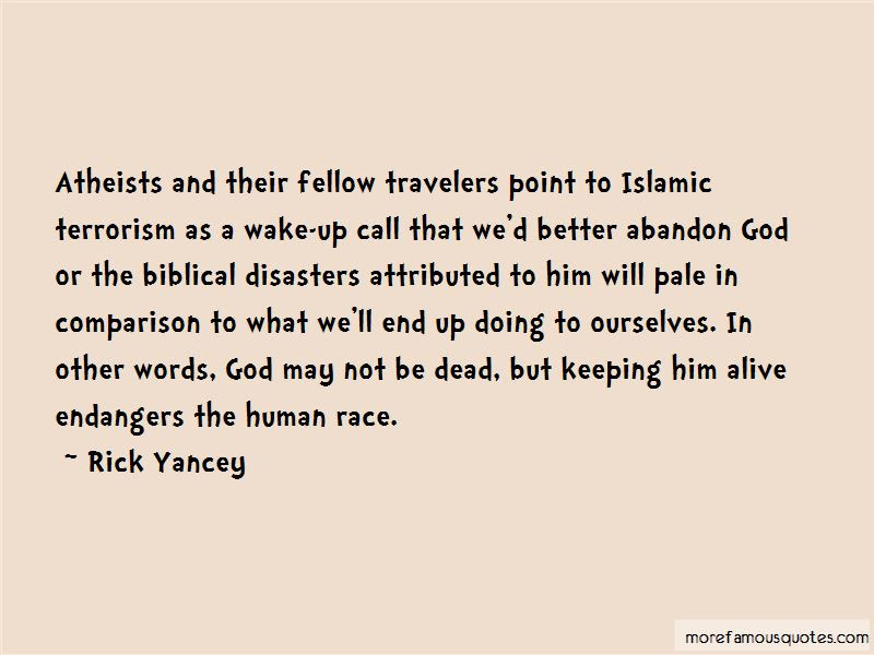 Islamic Wake Up Call Quotes Top 1 Quotes About Islamic Wake Up Call