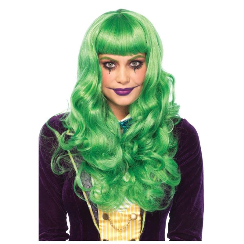 Resultado de imagem para como usar peruca colorida feminina