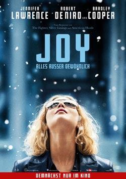 Joy - Alles außer gewöhnlich Filmplakat
