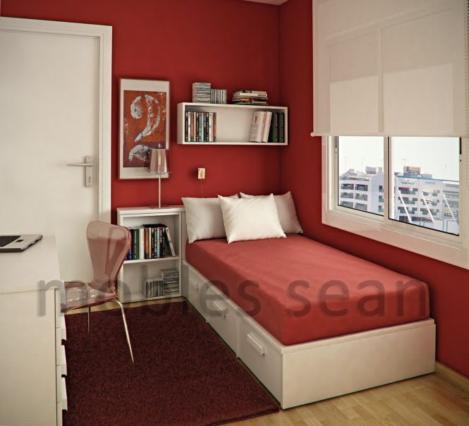 Designs For Small Childrens' Rooms
