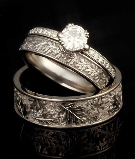 Best 20  Leaf engagement ring ideas on Pinterest   Leaf