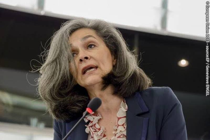 Σοφία Σακοράφα: Θα έπρεπε να έχει ανασταλεί προ πολλού η ενταξιακή διαδικασία της Τουρκίας