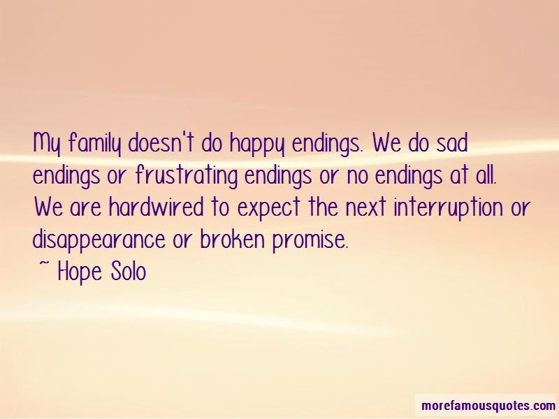 Sad Broken Family Quotes Top 3 Quotes About Sad Broken Family From