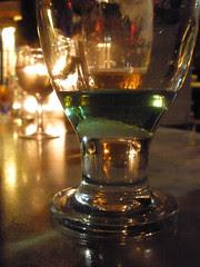 My first absinthe