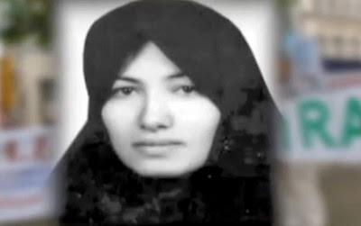 A execução de Sakineh esteve marcada para Julho passado mais foi suspensa por um período indeterminado. Este sábado há concentração de solidariedade em Lisboa.