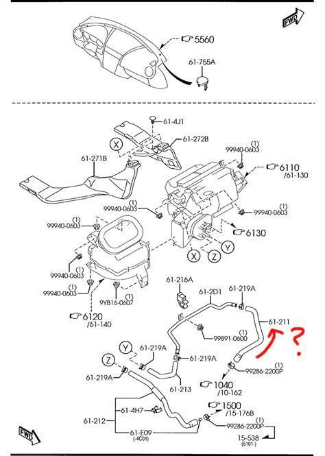 Engine coolant flow direction - RX8Club.com