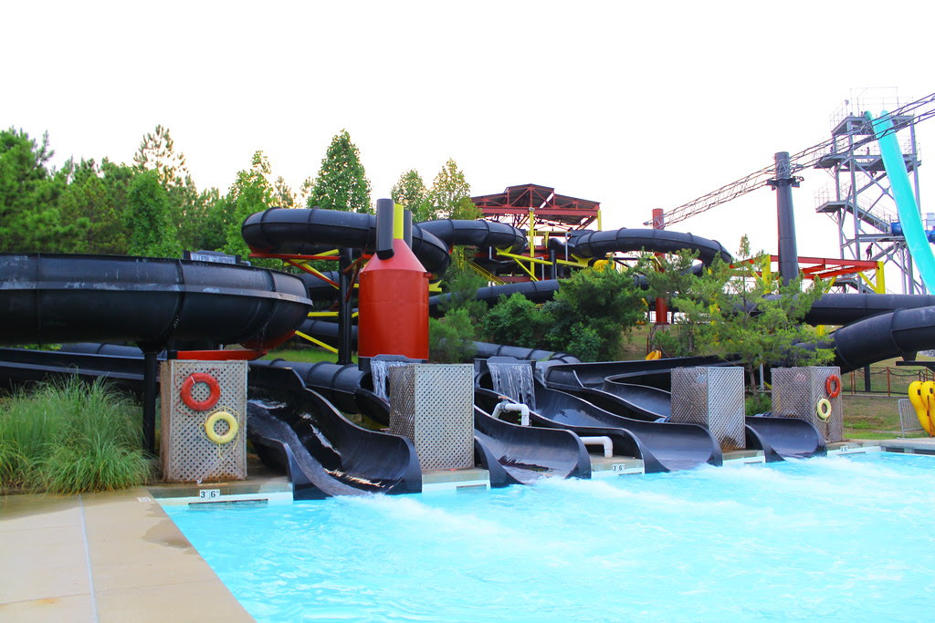 3 of the Top Water Parks You Can Find Near the Huntsville Area