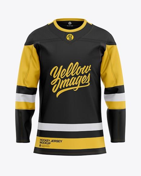 Download Hockey Jersey Mockup Free Download - Free PSD Mockups ...