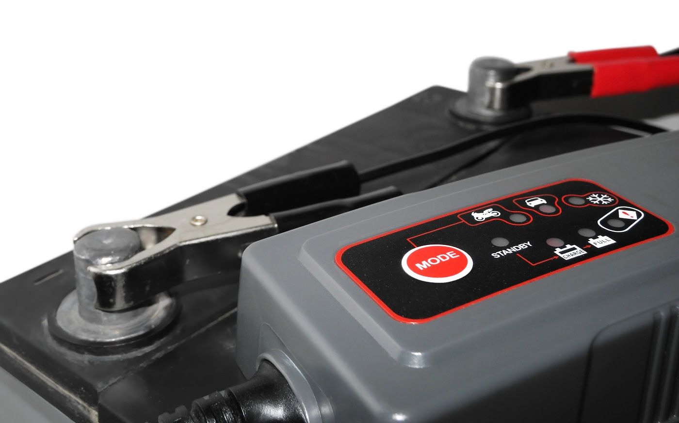 Automatic car battery