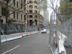 Friendly 8ft barriers
