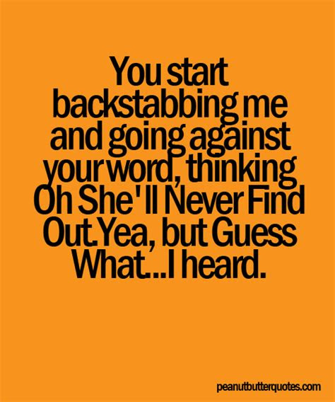 Quotes About Family Back Stabbing You