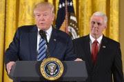 Donald Trump à la Maison-Blanche, dimanche.... (PHOTO MANDEL NGAN, AFP) - image 1.0