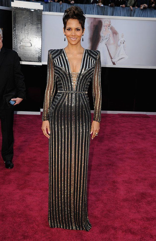 Academy Awards 2013, Halle Berry