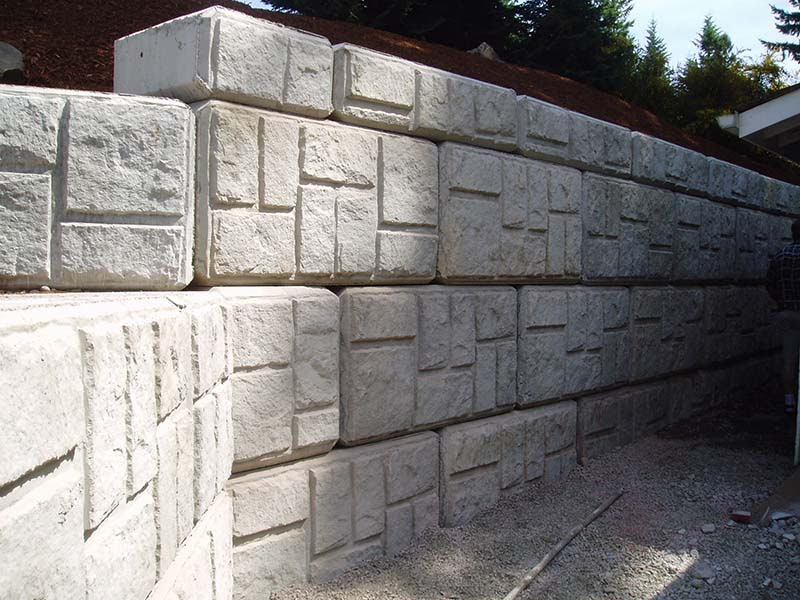 Retaining Wall Creative Bros Landscape Seattle Wa