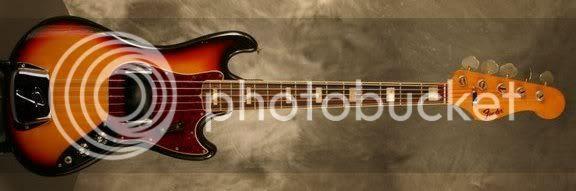Fender Bass V from 1970