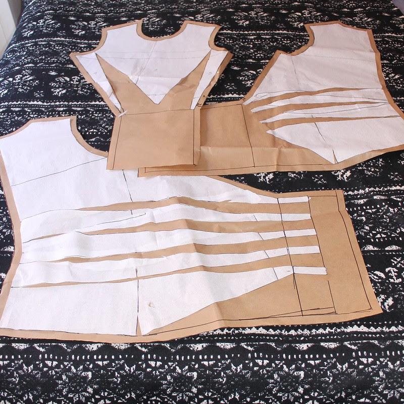 Pattern Magic. Stretch Fabrics. Loophole B
