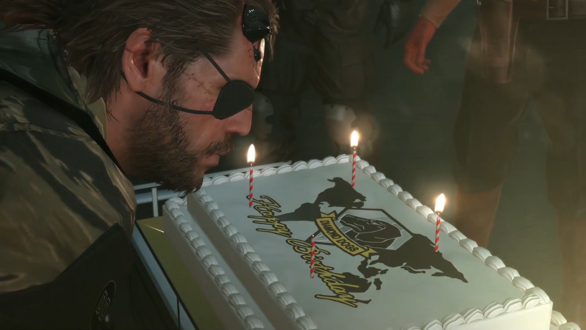 Happy birthday, Metal Gear! How did you hold up the past 30 years? screenshot
