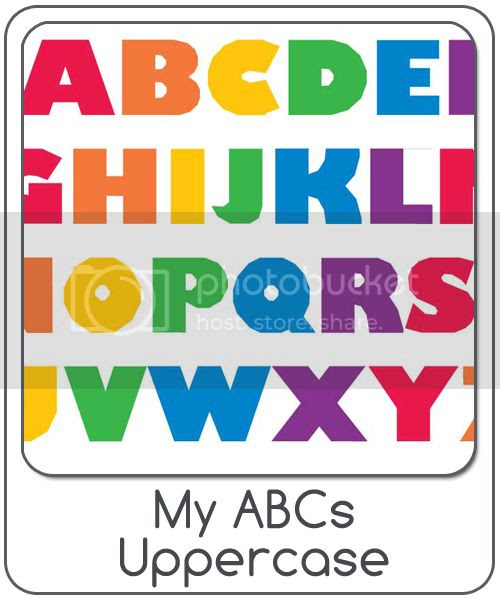 My ABCs Uppercase