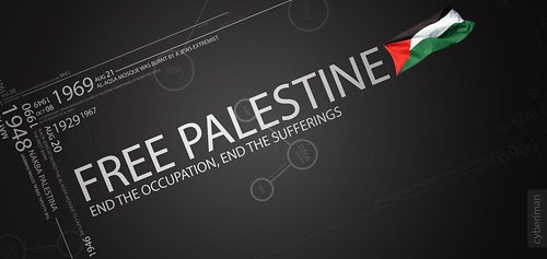 End the occupation & sufferings