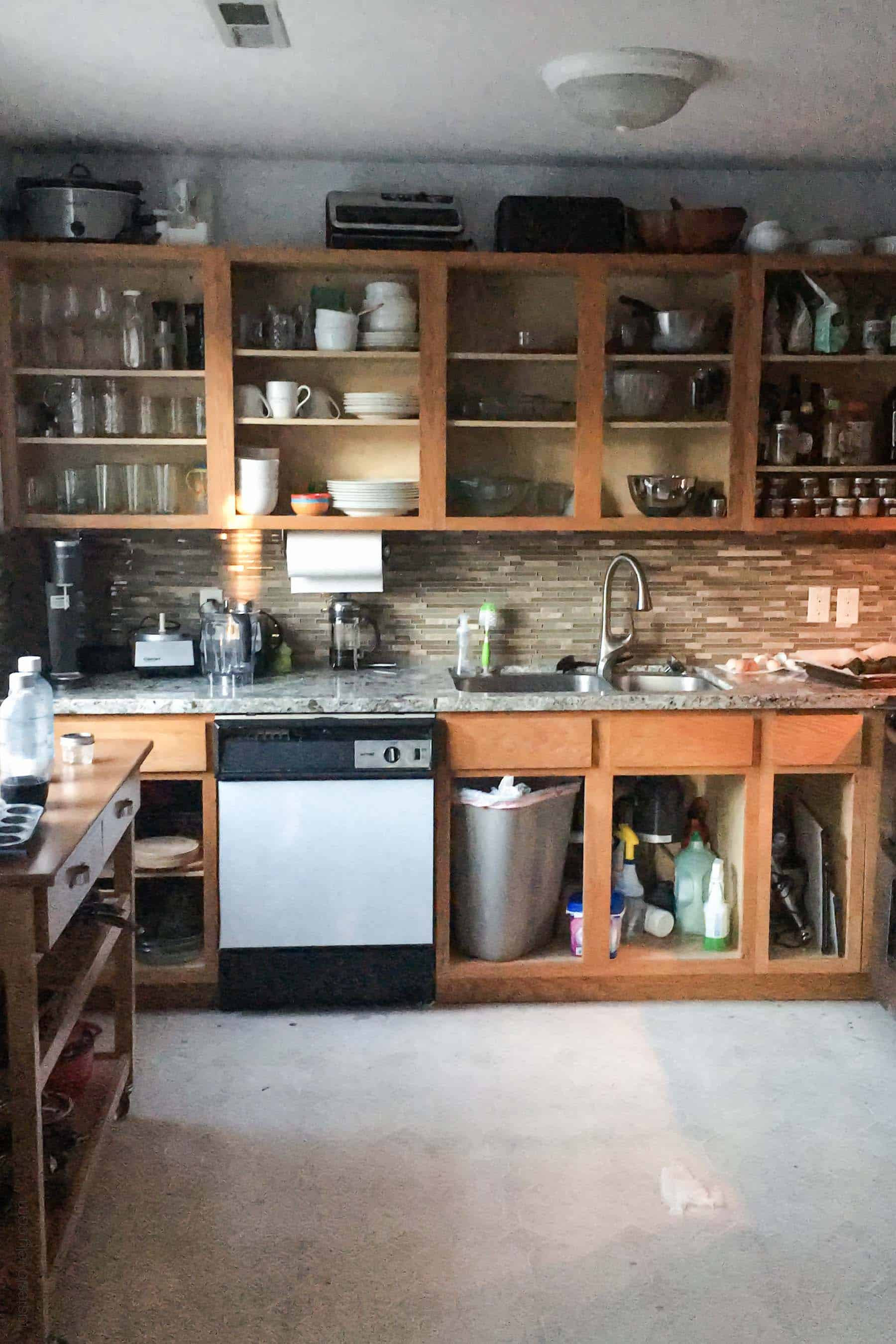 Our $281 Kitchen Remodel — Tastes Lovely