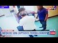 Médicos en ESSALUD son suspendidos de sus cargos por estar EBRIOS en el Nosocomio donde trabajan.