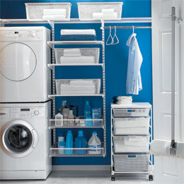 The Container Store > Tip > Laundry Room Organization