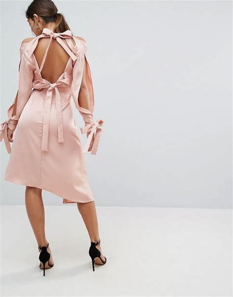 Keepsake Bow Back Too Late Dress   Meghan Markle's