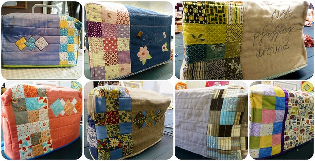 Sewing Machine Cover Class May13