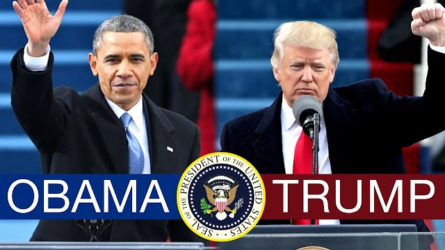 Who is a better president, Obama or Trump?